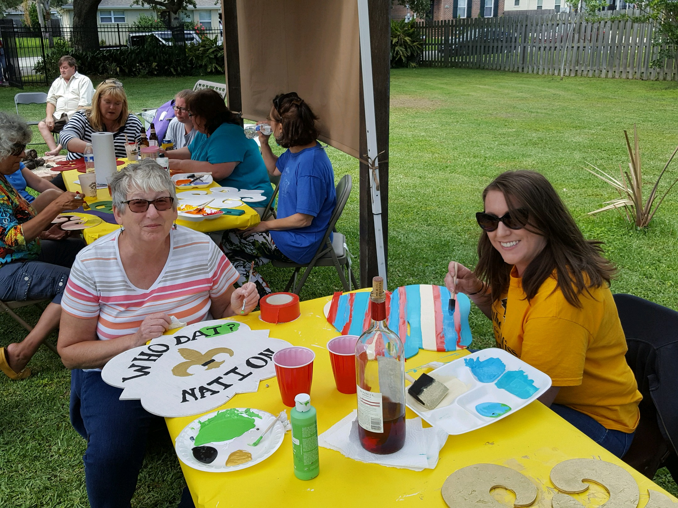 NOPHC sip and paint 10